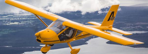 Aeroprakt - A32 Vixxen