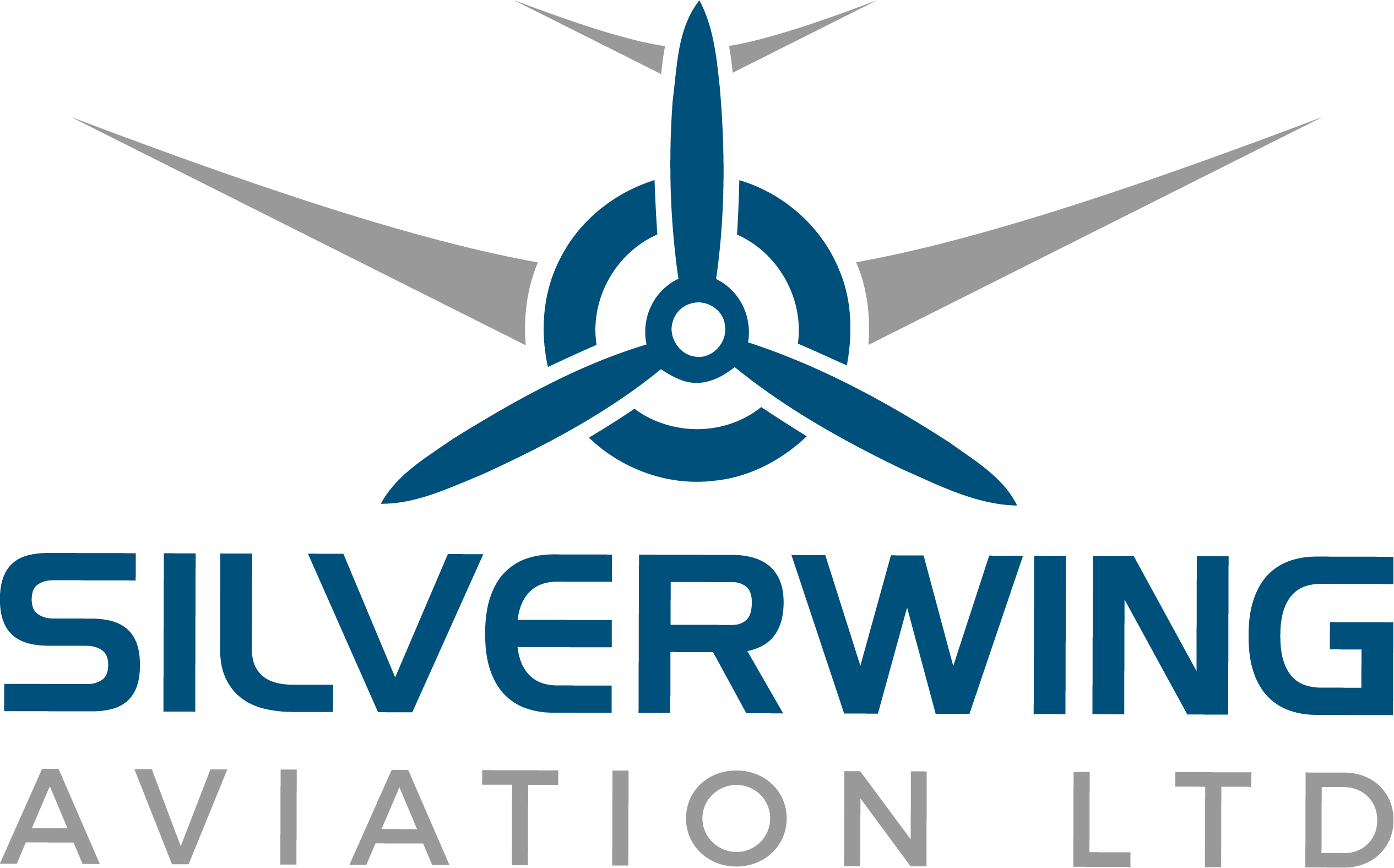 Silverwing Aviation Logo